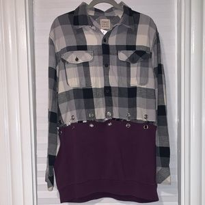 Furst of a Kind Flannel Chain T - Shirt
